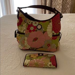 Spartina purse and wallet.